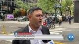 Nyu-York: Manxettendagi saylov uchastkasida kimlar qanday ovoz berdi?