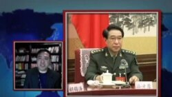 """时事大家谈:看中国军方内参片""""较量无声"""""""