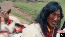 四川炉霍县藏人抗议者云丹1月23日被中国警察打死