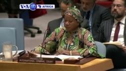Fatou Bensouda yongeye gusaba za Leta guta muri yombi no gushyikiriza urukiko mpanabyaha mpuzamahanga abakekwaho ibyaha bya jenoside muri Darfur