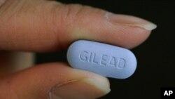 Maganin rigakafin kanjamau ko SIDA.