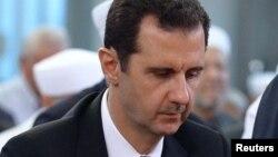 Shugaban Syria Bashir al- Assad
