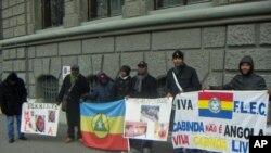 Cabinda: Governo proíbe manifestação convocada para 10 de Abril