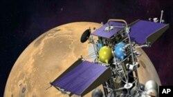 خلائی تابکاری روس کے مریخ مشن کی ناکامی کا سبب؟