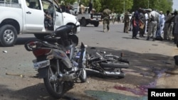 지난 6월 아프리카 차드에서 이슬람 과격단체 보코하람이 폭탄 테러를 자행했다. (자료사진)