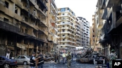Death Toll from Beirut Car Bombing Rises to More Than 20