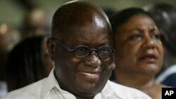Nana Akufo-Addo, Presidente eleito do Gana