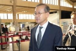 임성남 한국 외교부 제1차관