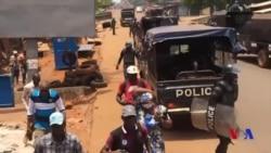 Dispersion d'une manifestation en Guinée (vidéo)