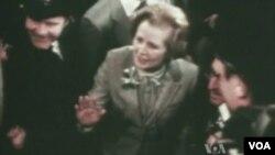 Margaret Thatcher, yahoze ari umushikiranganji wa mbere w'Ubwongereza yaritavye Imana afise imyaka mirongo umunani n'indwi