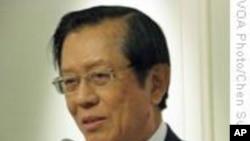 中国称两岸可协商台湾参与国际组织问题