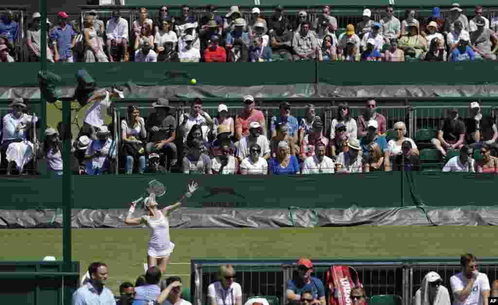 London - Wimbledon Tenis üzrə çempionat