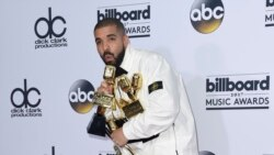 Top 5 Billboard: Sự trở lại của Drake