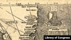 نقشه والدسیمولر از امریکا
