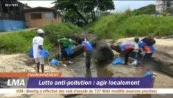 Le recyclage n'endigue pas suffisament la pollution du plastique
