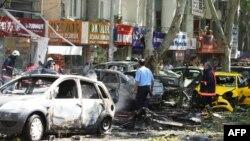 Թուրքիայի մայրաքաղաքում հուժկու պայթյուն է որոտացել