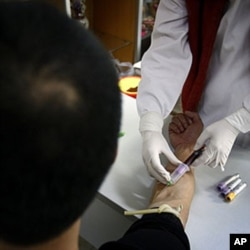 FILE - UN Calls for Acceleration of HIV Treatment in Asia-Pacific Nations