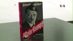Tái bản sách về Hitler được bày bán sau 70 năm