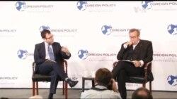 Не допустити розміну Криму на Сирію закликав президент Естонії. Відео