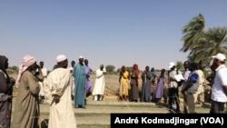 Reportage d'André Kodmadjingar, envoyé spécial dans la région du Lac N'Djamenapour VOA Afrique