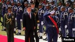 چینی صدر نے گزشتہ سال مالدیپ کا دورہ کیا تھا