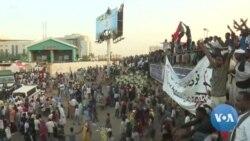 Les Soudanais ne lâchent pas