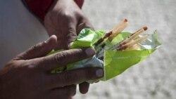 خبر: کشف محموله های ماده مخدر شيشه در ايران رشد ۴۴ درصدی داشته است