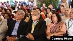 منتظمین کا کہنا ہے کہ تین روزہ میلے کے دوران ہونے والے پروگرامات میں سوا لاکھ افراد شریک ہوئے