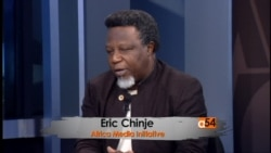 Eric Chinje on Cameroon