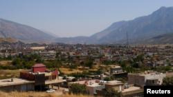 Город Шиладзе в иракском Курдистане, 22 сентября 2021 г.
