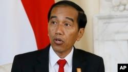 印度尼西亚总统佐科威