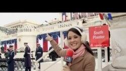 Serunya Inagurasi Obama - VOA untuk Dahsyat