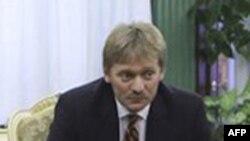 Пресс-секретарь главы правительства РФ Дмитрий Песков