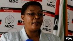 UNkosazana Thokozani Khupe