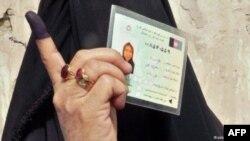 رای در افغانستان واحد و غیرقابل انتقال است.