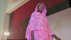 Un défilé de mode dédié au voile Lafaye
