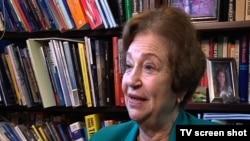 Angela Stent, profesorka na univerzitetu Džordžtaun