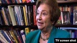 """Andjela Stent, profesorka na univerzitetu """"Džordžtaun"""""""
