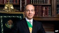 ປະທານາທິບໍດີ Felipe Calderón ແຫ່ງເມັກຊິໂກ