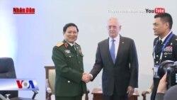 Việt-Mỹ tăng cường an ninh hàng hải
