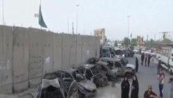 星期天伊拉克發生多宗暴力事件
