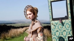 Mia Wasikowska stars in the film Jane Eyre, a Focus Features release directed by Cary Fukunaga