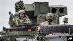 Військові США, Stryker Combat Vehicles
