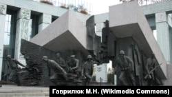 Пам'ятник Варшавському повстанню 1944 року