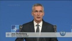 НАТО збільшує допомогу Україні, - Столтенберґ. Відео