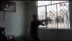 Musul'da Irak Güçleri Eski Kent Bölgesinde İlerliyor