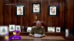 Raúl Castro anuncia muerte de su hermano Fidel