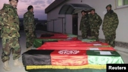 طالبان ۱۶ منسوب اردوی ملی افغان را تیرباران کردند