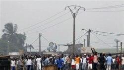 هفت نفر در درگيريهای ساحل عاج کشته شدند