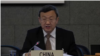 """Wakil Menteri Perdagangan China, Wang Shouwen, menyebut Washington melakukan """"intimidasi perdagangan""""."""